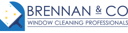 Brennan & Co Window Cleaning Professionals Logo